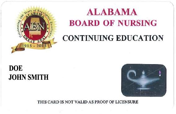 Services, Fines, & Fees | Alabama Board of Nursing