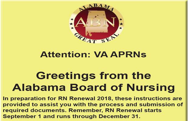 alabama board of nursing
